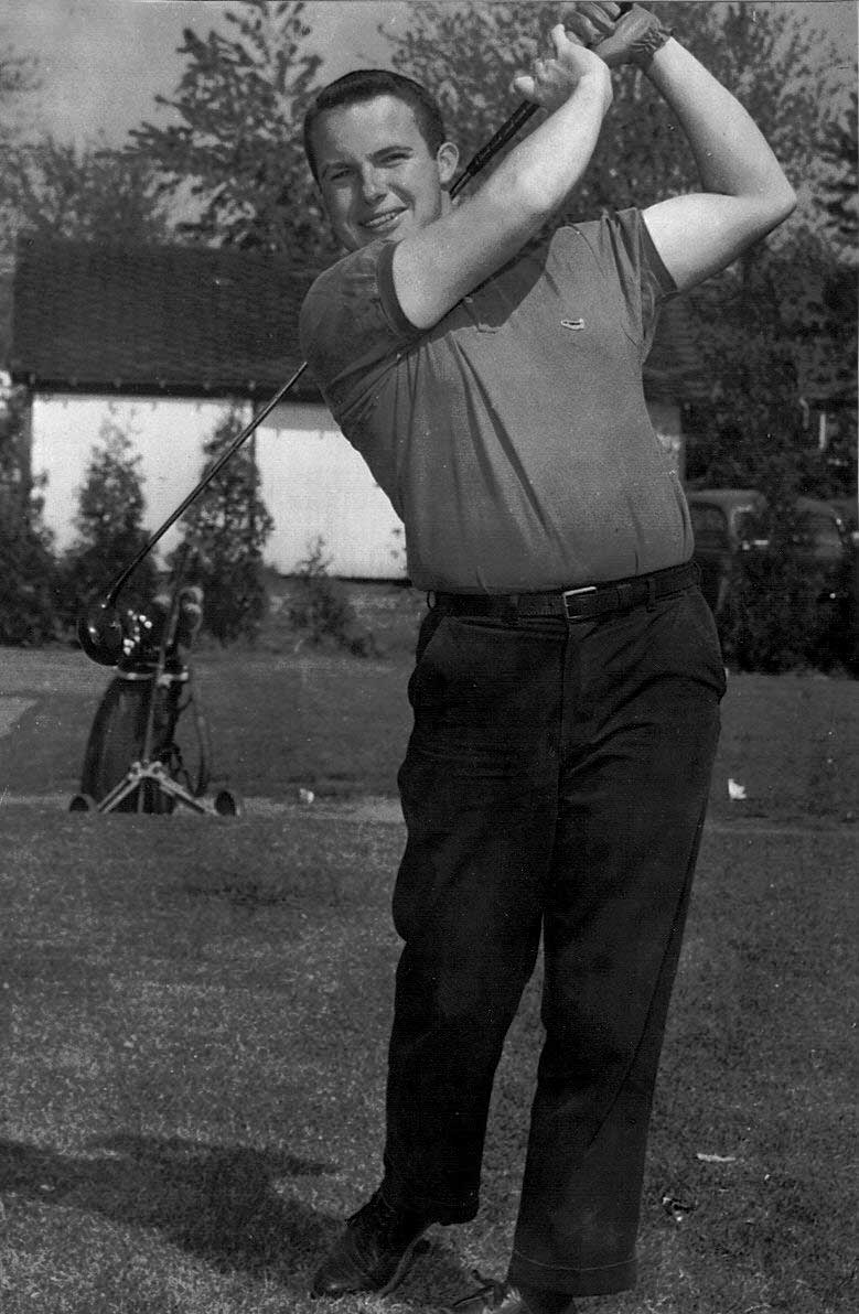 1957 Michigan Amateur Winner/